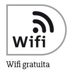 Wi-Fi gratuita