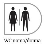 WC Uomo/Donna