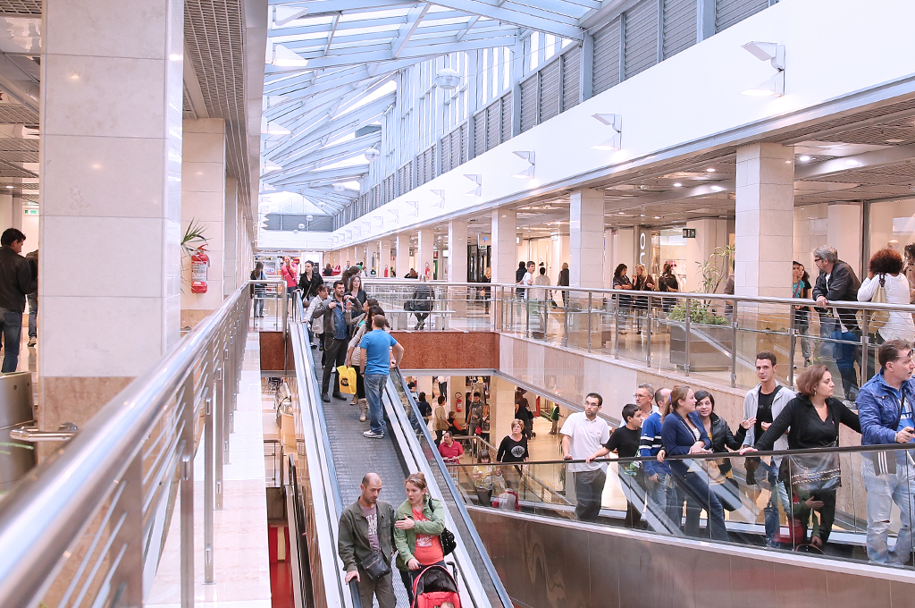 Centro Commerciale Tor Vergata