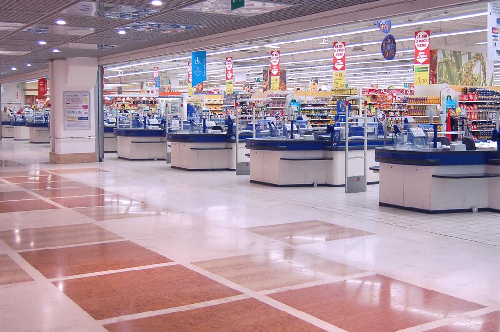 Carrefour Centro Commerciale Tor Vergata