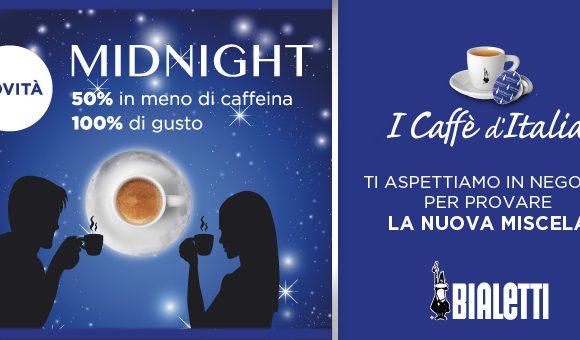 Nuova miscela Midnight Bialetti